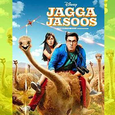 Ullu Ka Pattha Song Lyrics From Jagga Jasoos