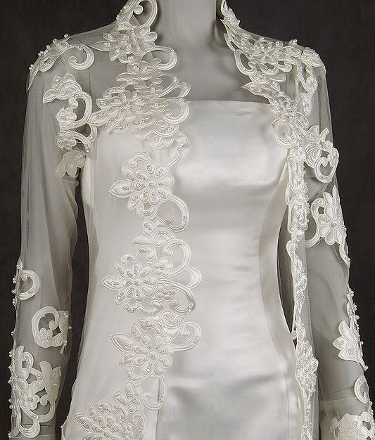 Discount White Lace Long Sleeve Victorian Gothic Wedding: Gothic Lace Wedding Dresses