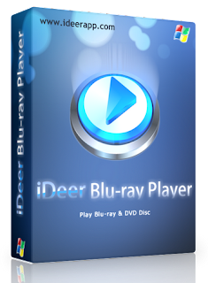 iDeer Blu-ray Player 1.2.7.1218 Full Crack Patch Free Download
