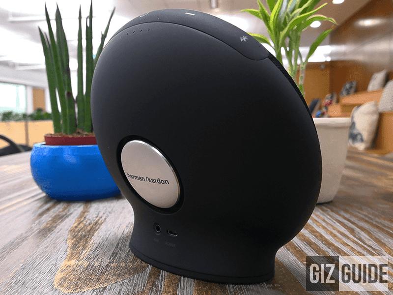Sub, headphone jack slot, and micro USB port