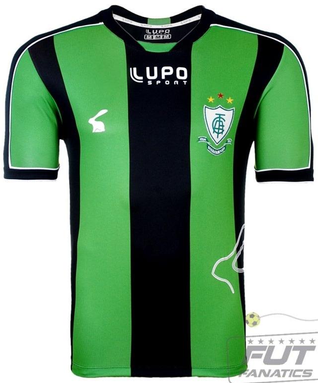 3f095b86b1 Lupo lança novos uniformes do América Mineiro para 2015 - Testando ...
