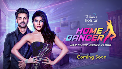 Home Dancer S01 Hindi Complete WEB Series 720p HEVC