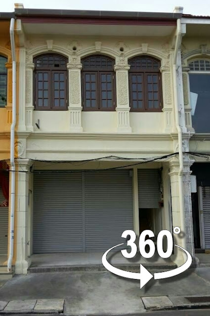Penang Dato Keramat Near GAMA Times Square Shophouse For Rent For Sale