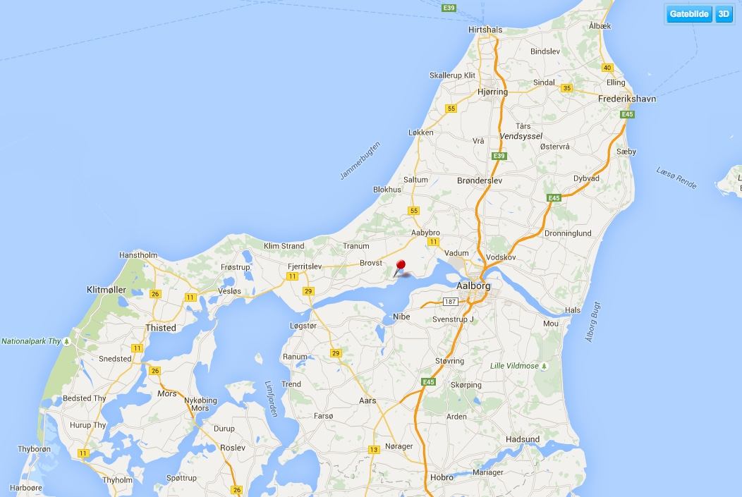 kart jylland Digitale spor: Hvorfor jeg ikke kjøper hus i Danmark kart jylland