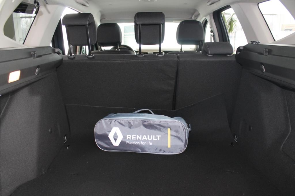 Багажник Renault Duster