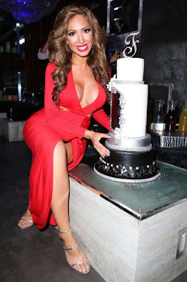 Farrah Abraham – Celebrates Her 25th Birthday