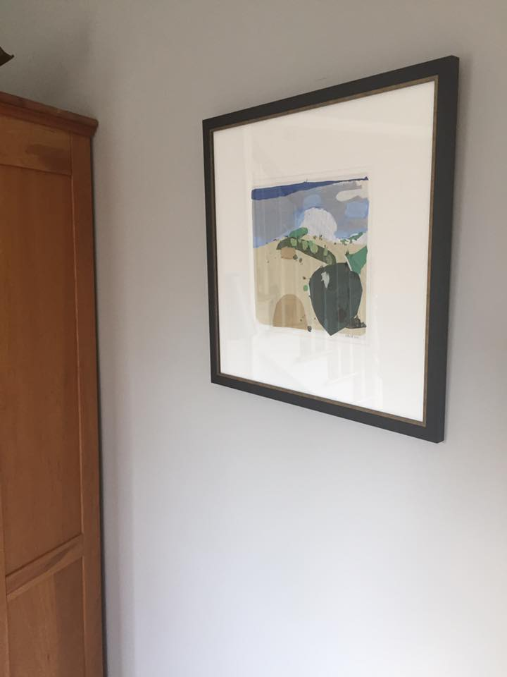 Landscape Paintings...Harry Stooshinoff: Framing Small Artwork