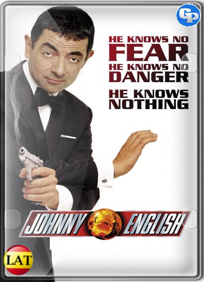 Johnny English (2003) LATINO