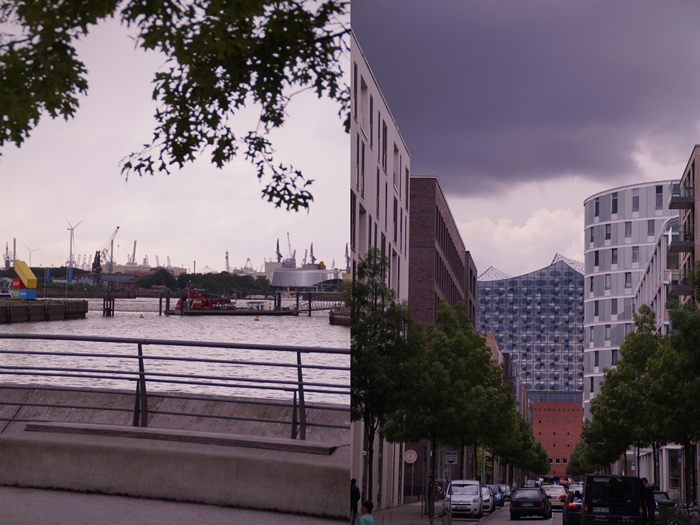 Hamburg Hafencity und Elbphilharmonie   Tasteboykott
