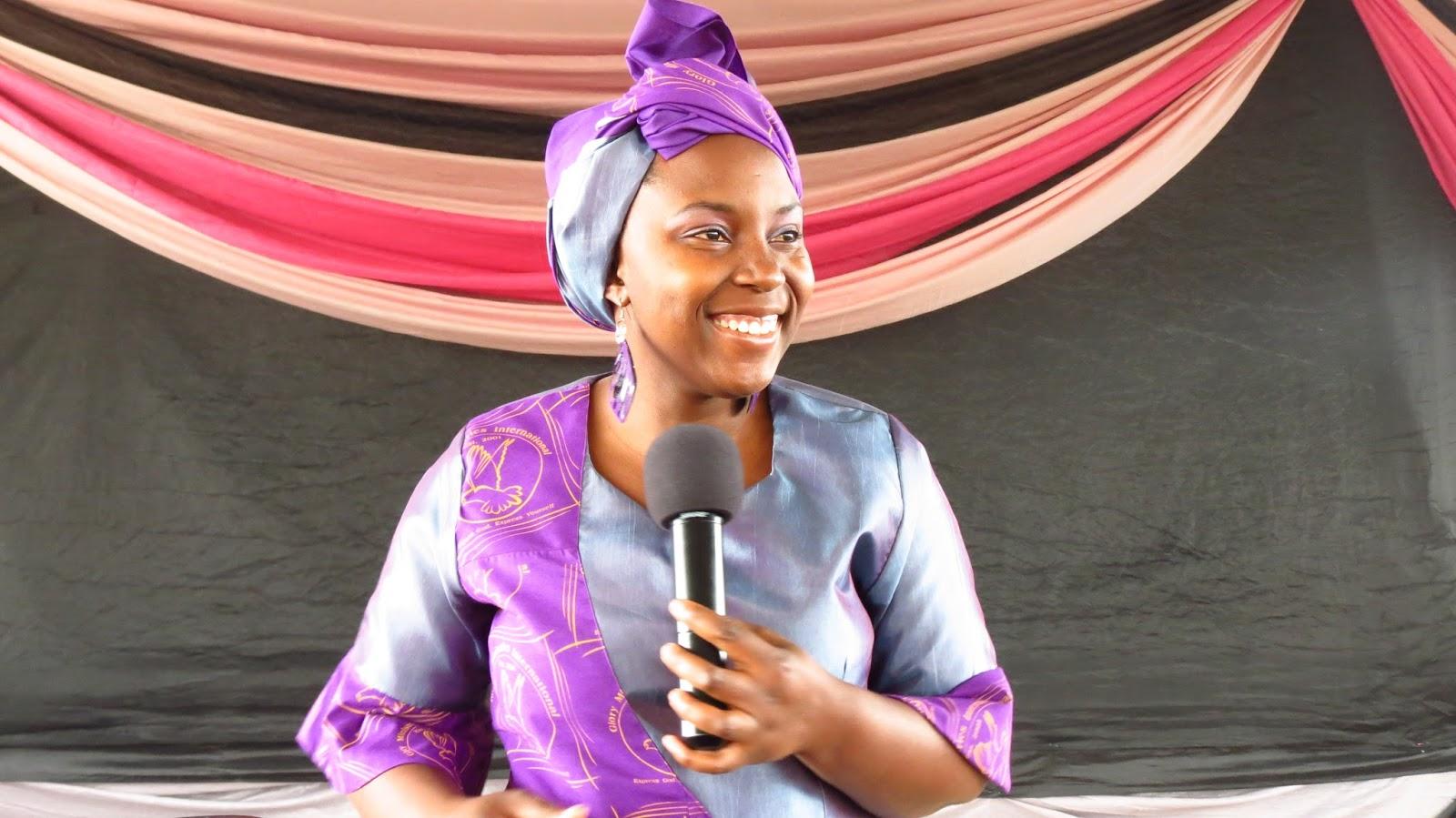Apostle Anna Tendayi Sibiya