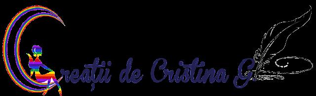 Creatii, Retete si Carti de Cristina G.