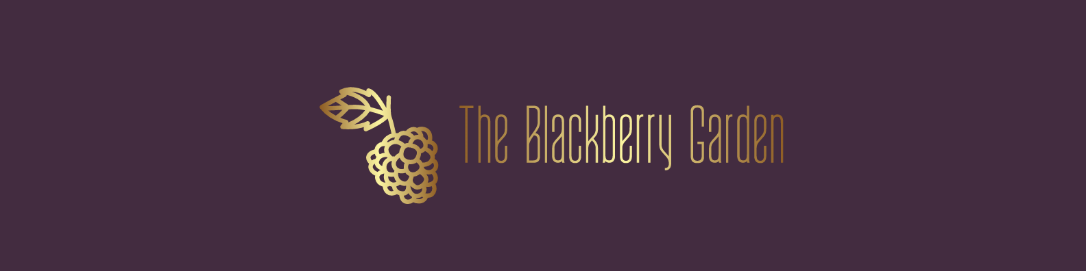 the blackberry garden