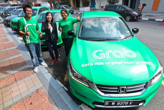 Grab's 100% Ride Guarantee Campaign