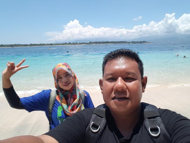 Persiapan Melancong ke Lombok Kali Kedua Bersama Rakan