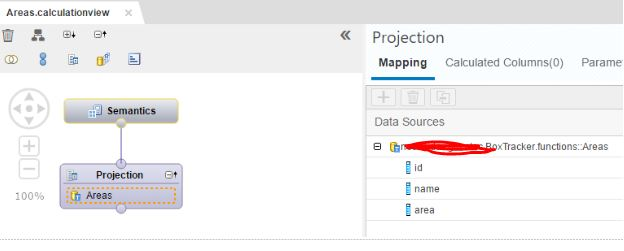 Working with HANA spatial data in Javascript