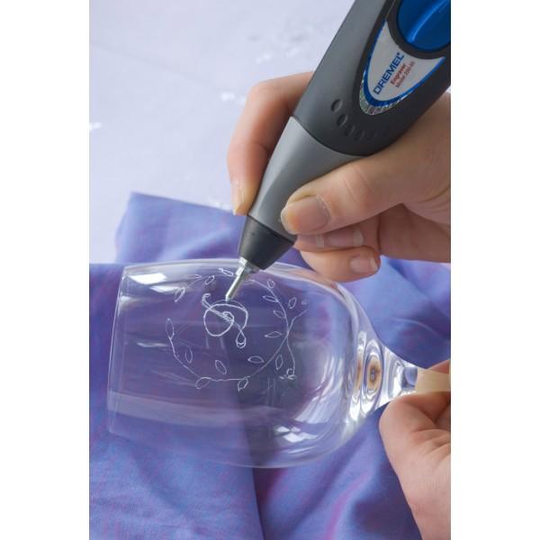 Đánh giá máy chạm khắc Dremel Engraver