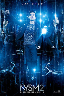 周杰倫 Jay Chou - Now You See Me ( Now You See Me 2 Theme Song ) Lyric with Pinyin
