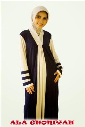 Baju Muslim Model Ghoniyah