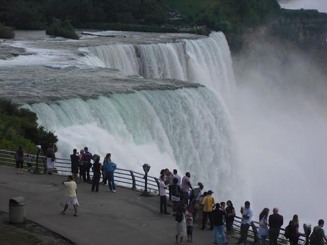 Excursió a les Niagara Falls!