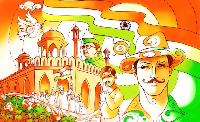 Images Of Republic Day For Drawing