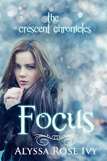 Cover Reveal! Focus by Alyssa Rose Ivy *Giveaway*