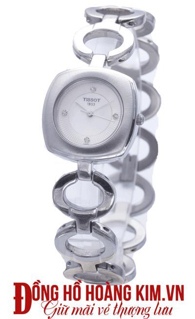 đồng hồ nữ dây sắt đẹp