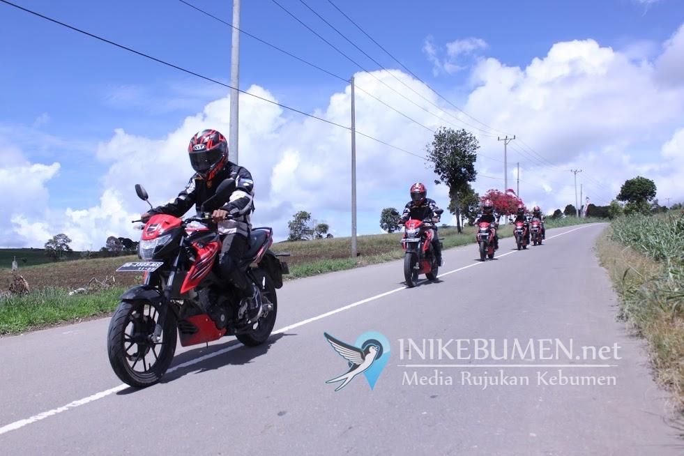 Suzuki GSX150 Bandit, Jelajahi Sulawesi Utara