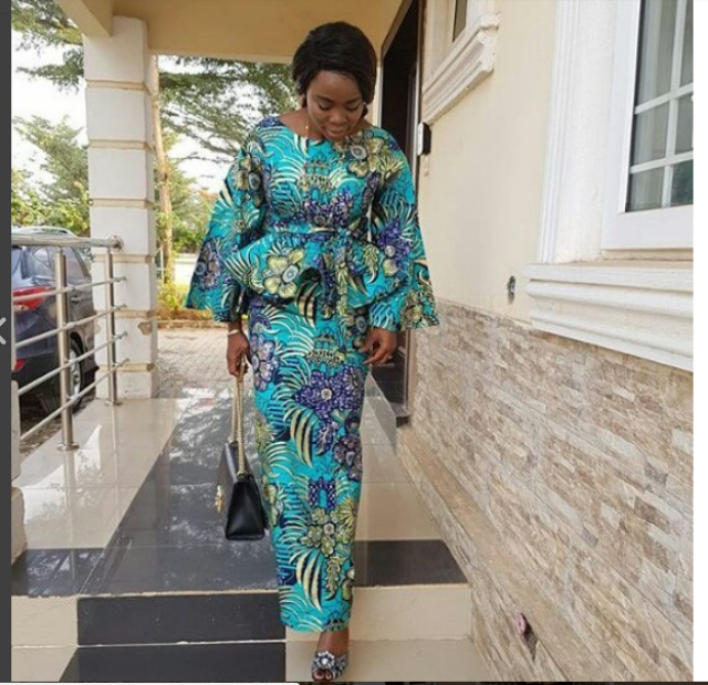 African Print Dresses And New Ankara Styles Trending In