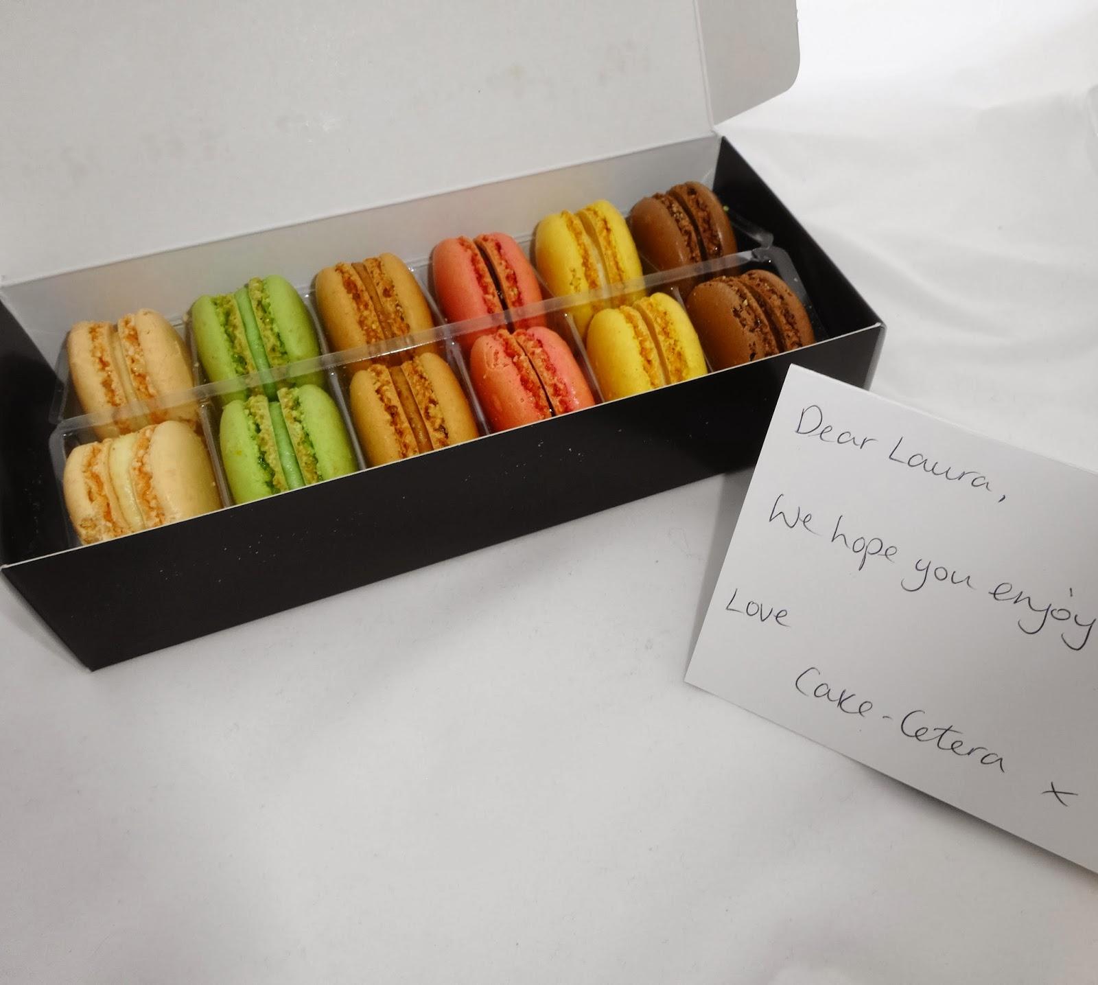 Cake Cetara Macarons