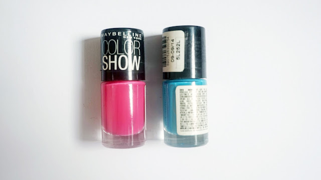 maybelline color show nail lacquer%2B%25282%2529