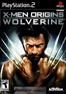 Game x-men origins wolverine