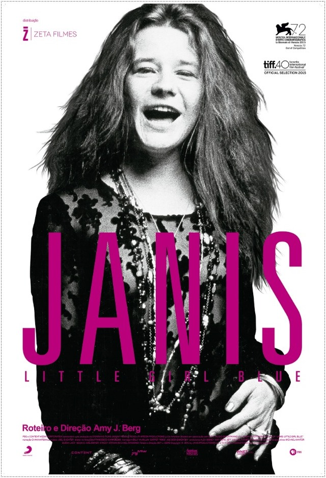 Documentário Janis Joplin - Little Girl Blue