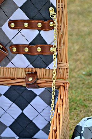 picnic basket review @ ups and downs, smiles and frowns