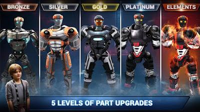 Real Steel Champions v.1.0.169 Apk Terbaru Free Download screenshot 2