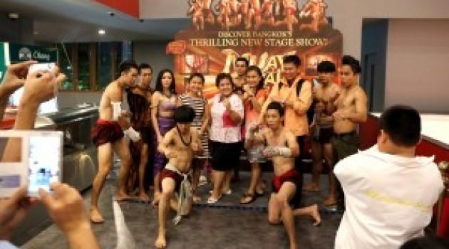 Muay Thai Live, Teater Menarik di Asiatique Bangkok
