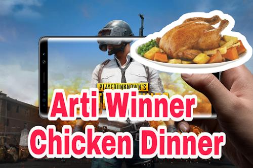 Asal Muasal Arti Winner Winner Chicken Dinner Di PUBG Mobile