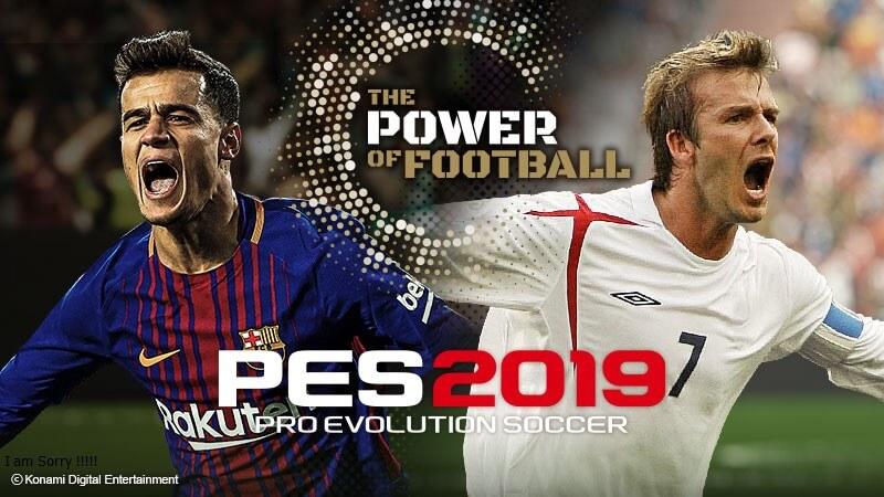 تحميل لعبة بيس 2019 للكمبيوتر Pes 19 الجديدة مجانا