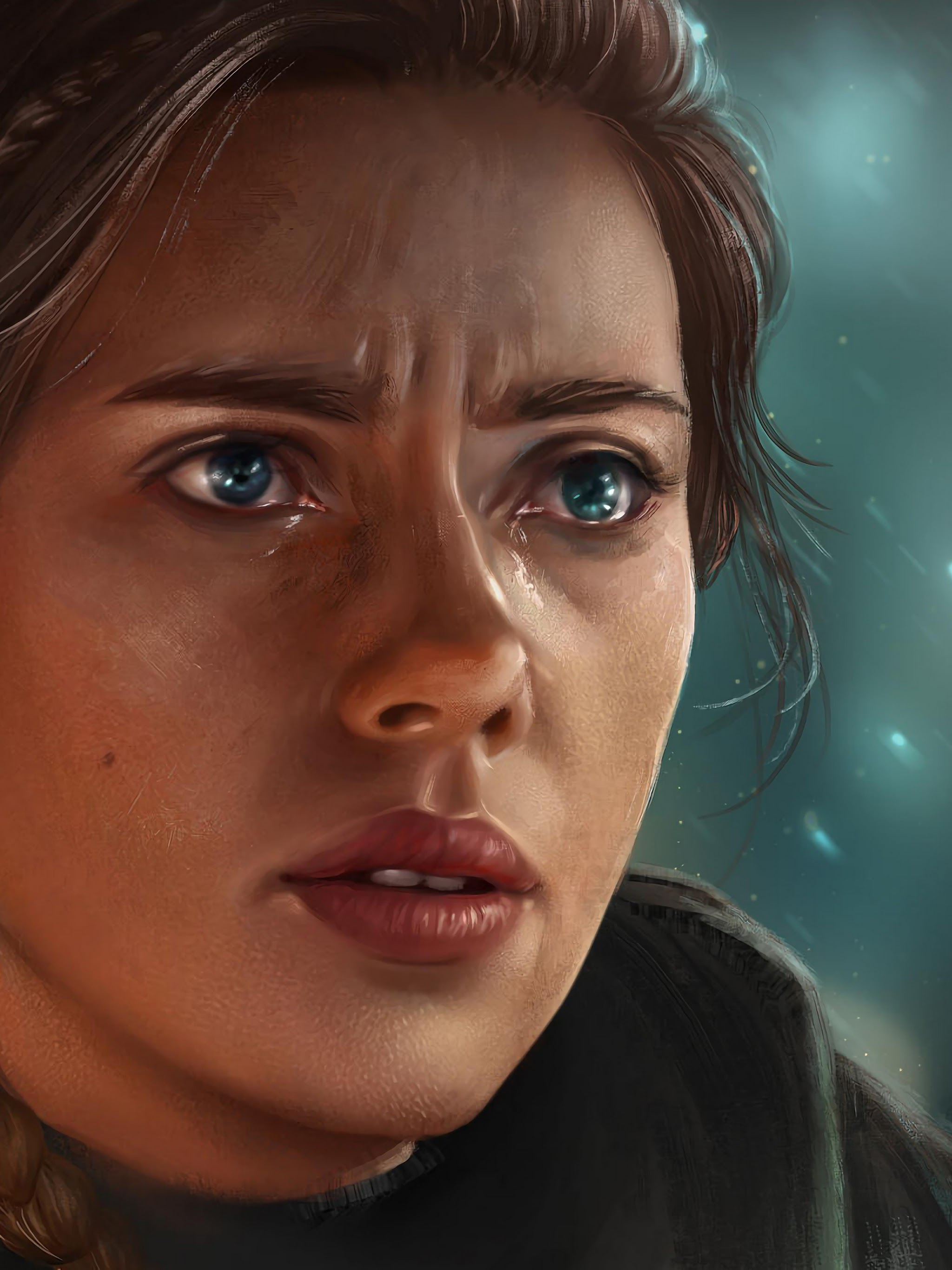 Avengers Endgame Black Widow Natasha Romanoff 4k Wallpaper 147
