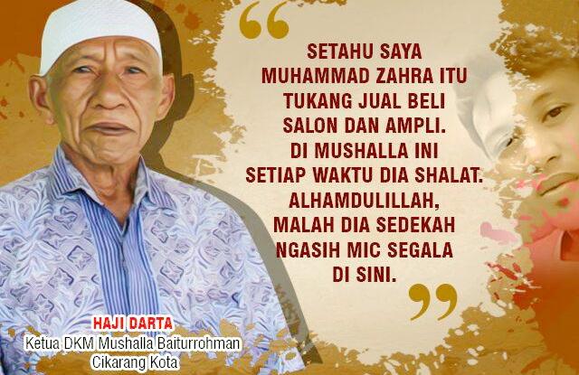 Perkenalkan, Nama Saya Muhammad Al Zahra, Ini Kisah Saya, Tolong Dibaca!