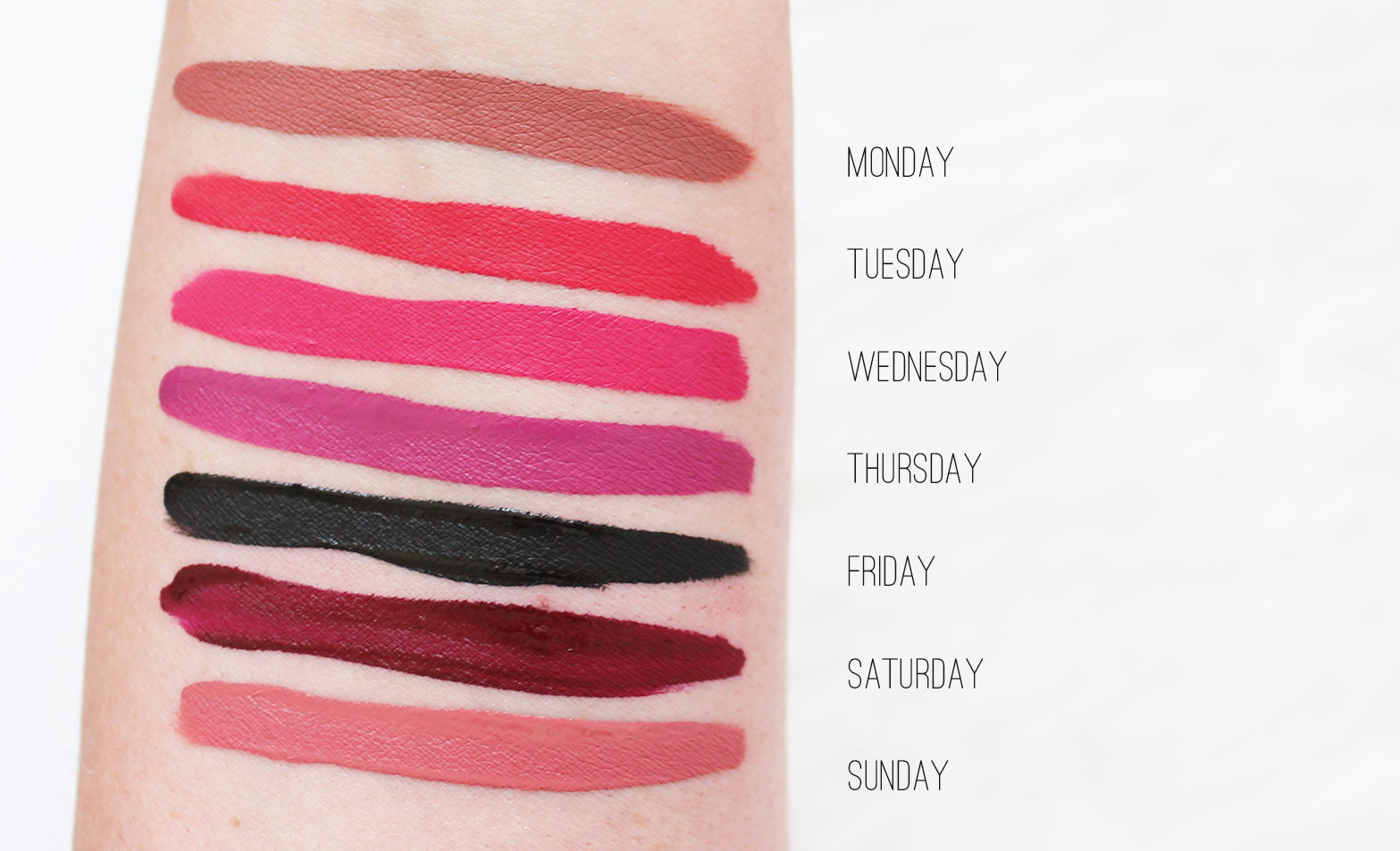 COLOURPOP COSMETICS | Haul - Moment of Weekness Set, Ultra Glossy Lips + More - Swatches - CassandraMyee