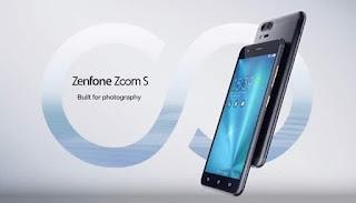 Cara Reset Ulang Asus Zenfone Zoom S ZE553KL Lupa Pola dan Pin