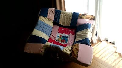 ハンドメイドソファクッション,handmade of sofa cushion,手工沙发座垫