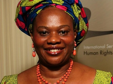 Dora Akunyili's Husband Discovers 110 More Awards Packed Inside Her Box (See Photos)