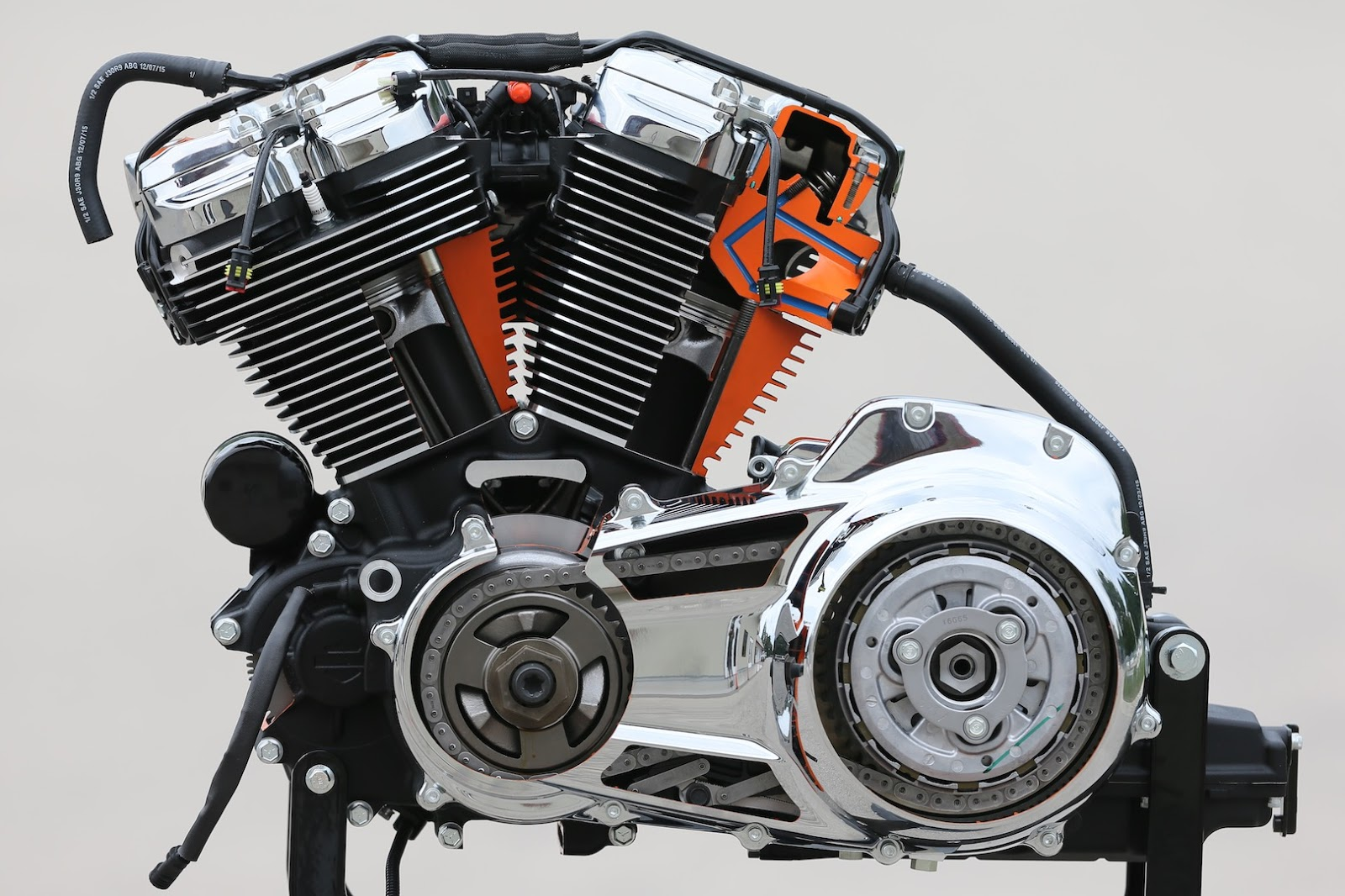 blog of the biker 11 facts about the harley davidson milwaukee eight engine. Black Bedroom Furniture Sets. Home Design Ideas