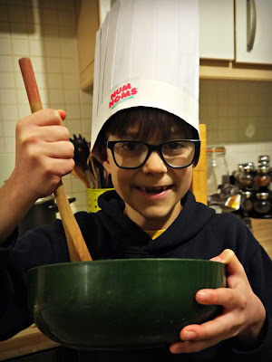 Vegan Baking with Kids