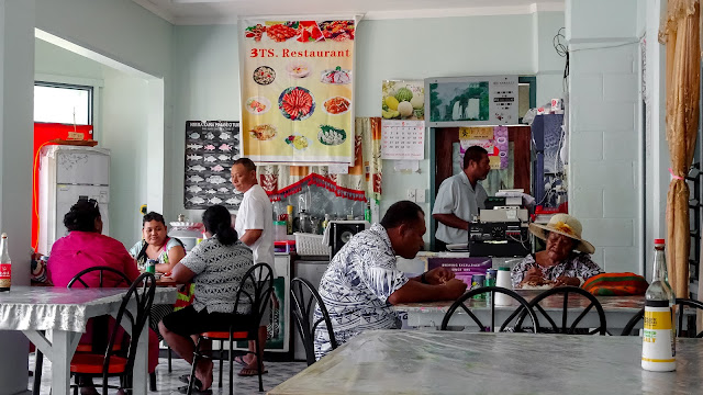 Chinese restaurant in Tuvalu