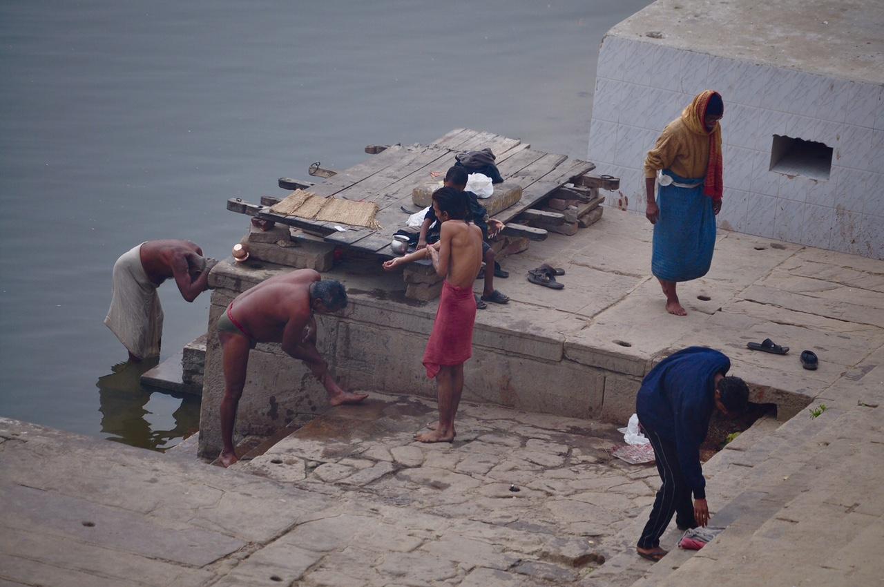 Indian desi village open bath video com