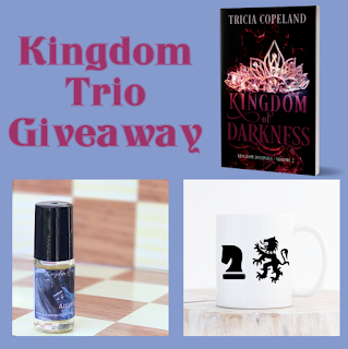 Kingdom Trio Giveaway on Instagram