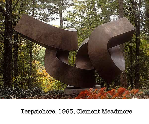 Clement Meadmore Not Just Sculpture Glamour Drops