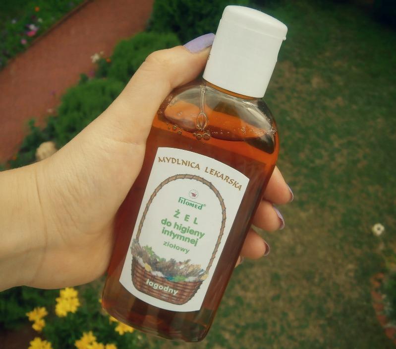 Łagodny, ziołowy żel do higieny intymnej (FITOMED)